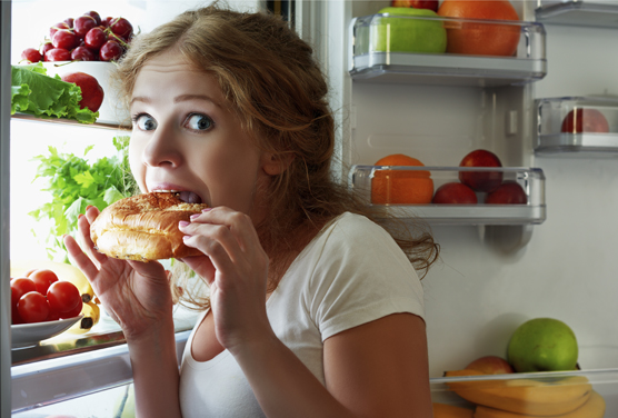 Problems with the 'clean eating club'