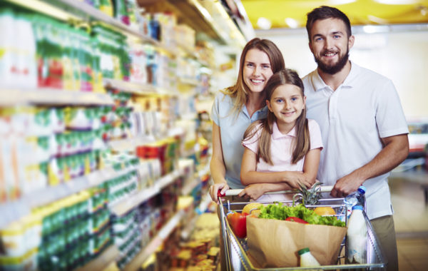 F3: Food Shopping Guidance