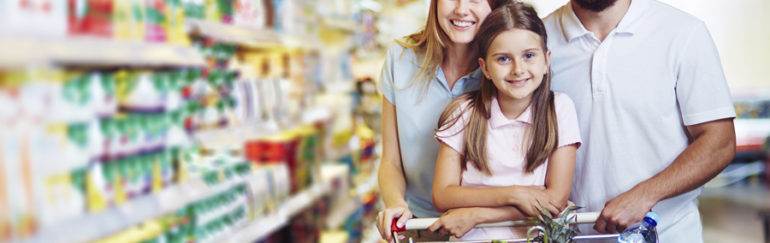 F3: Food Shopping Guidance