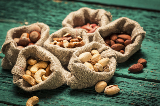 You are what you eat…. NUTS!