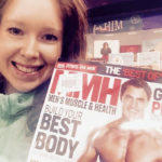 Ashleigh Feltham published in health and wellness magazines