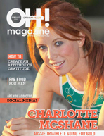 Ashleigh Feltham published in OH Magazine
